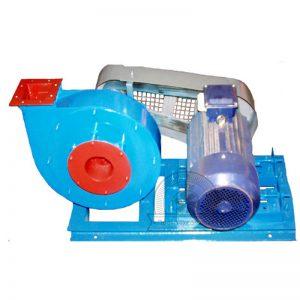 Вентилятор радиальный правого и левого вращения АВД-3,5М