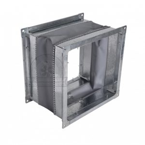 Гибкая вставка для соединения воздуховода с вентилятором купить недорого фото качество
