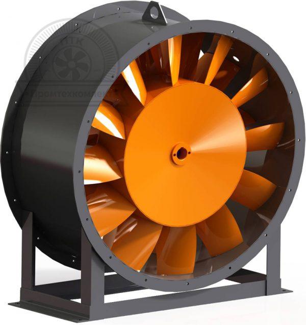 Осевой промышленный вентилятор В-2,3 купить недорого фото изготовление Харьков