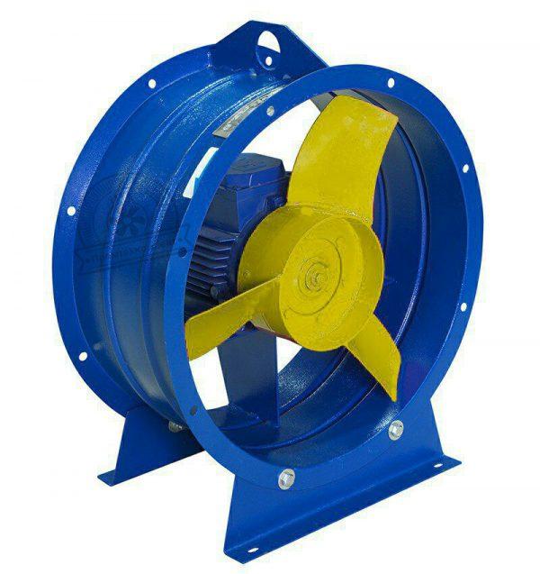 Осевой вентилятор ВО-06-300 вентилятор промышленный Промтехкомплект