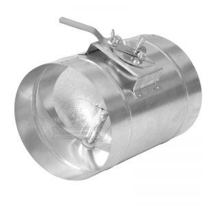 Дроссель-клапан для промышленной вентиляции купить изготовление качество доставка