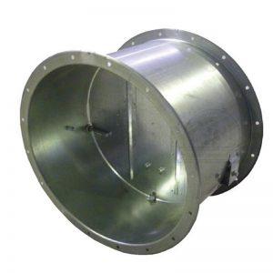 Воздушный клапан для крышного вентилятора купить недорого фото