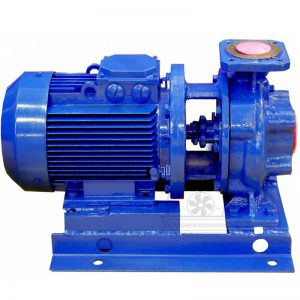 Насос консольный КМ для перекачивания технической воды купить недорого высокого качества доставка