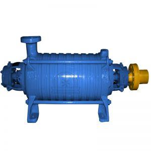 Насос секционный центробежный новый купить недорого для перекачки нейтральной воды до 40°С
