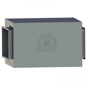 Шумоглушители для вентиляции прямоугольного сечения низкая цена высокое качество купить
