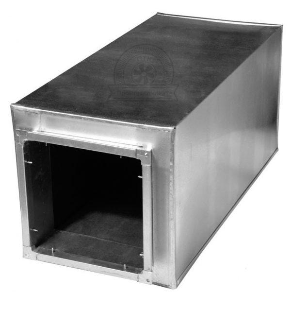 Трубчатый шумоглушитель для глушения шума в вентиляции изготовление купить недорого