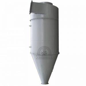 Для улавливания крупной зерновой пыли циклон ЦОЛ