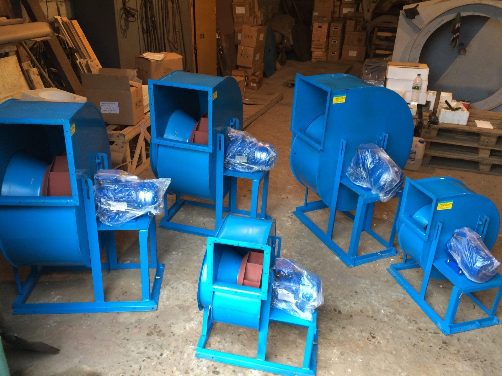 Вентилятор производство изготовление на заказ низкая цена качество