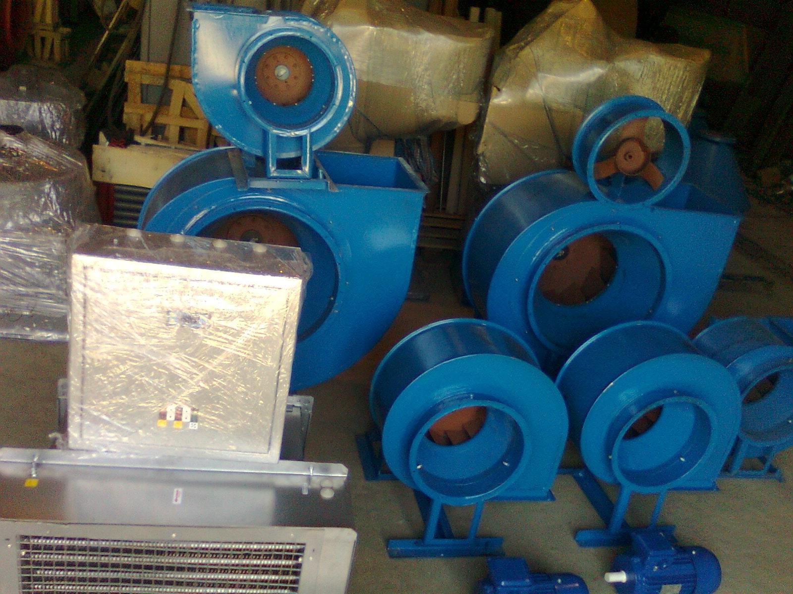 Вентиляторы производство новые изготовление продажа купить Украина