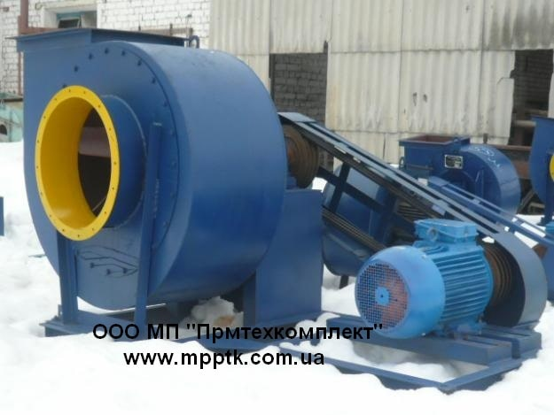 Вентилятор пылевой изготовление недорого фото промышленный новый доставка Промтехкомплект
