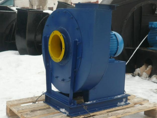 Вентилятор высокого давления ВЦ фото изготовление купить продажа доставка новый