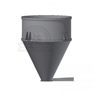 Цилиндрический бункер БЦ