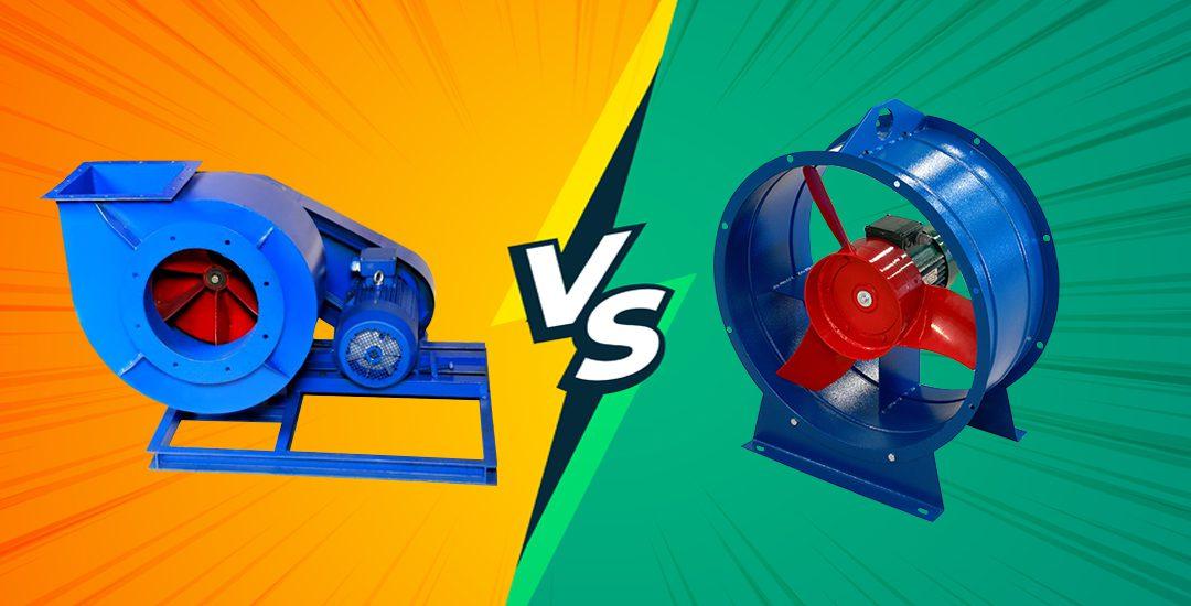 Как выбрать правильный промышленный вентилятор?